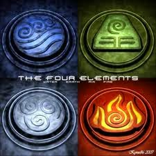 elementos del tarot