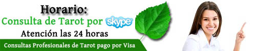 consulta el tarot por skype